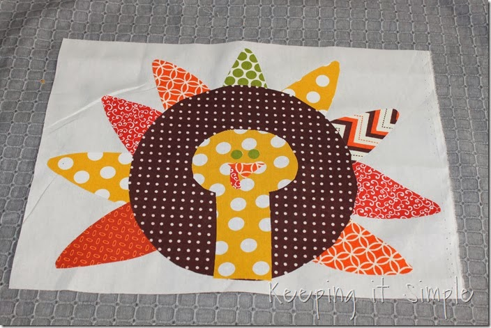 personalized turkey placemats (9)