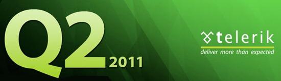 Q2 2011 Telerik Webinars