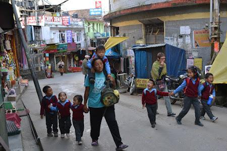 Refugiati tibetani, inca o minoritate