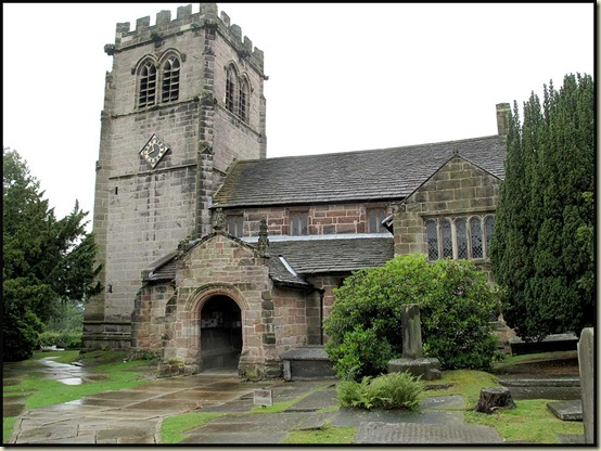 St Mary's Church, Nether Alderley