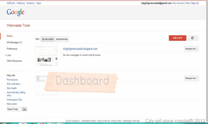 webmaster tools dashboard1