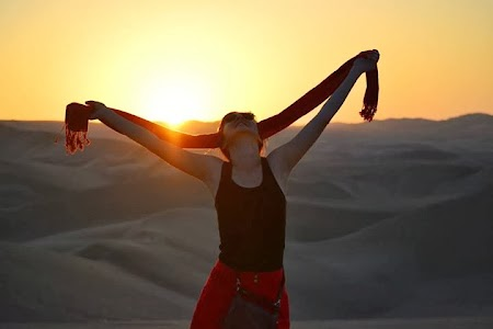 Obiective turistice Peru: Desertul Atacama