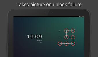 Screenshot of CrookCatcher - Anti Theft