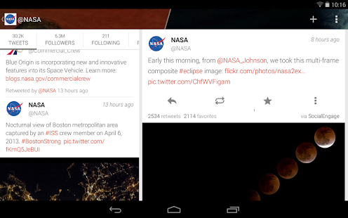 Fenix for Twitter Screenshot 18