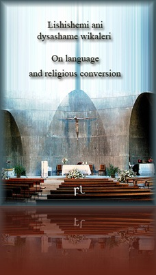 Language and Religious Conversion Cover