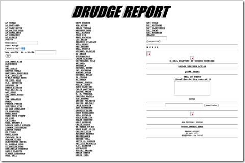 drudgereport first look