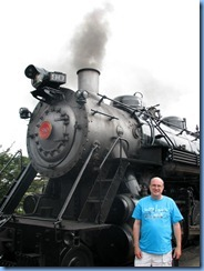 1733 Pennsylvania - Strasburg, PA - Strasburg Rail Road - Bill & steam locomotive engine
