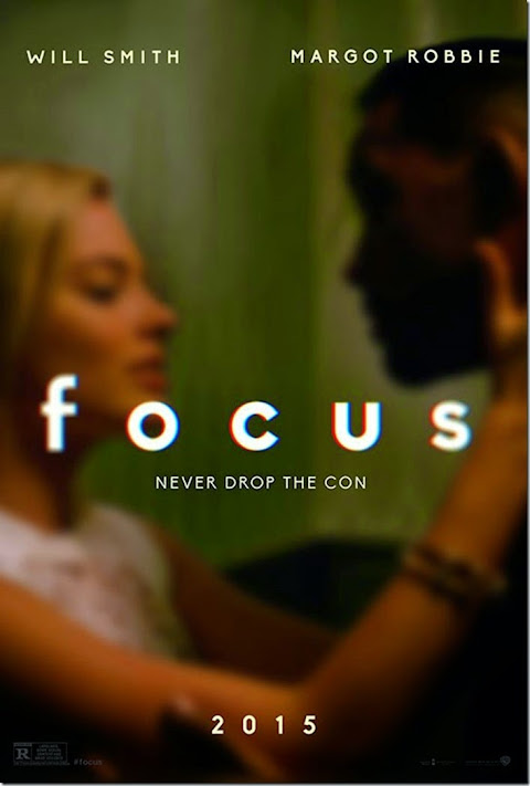 Focus: Never Drop The Con (2015)