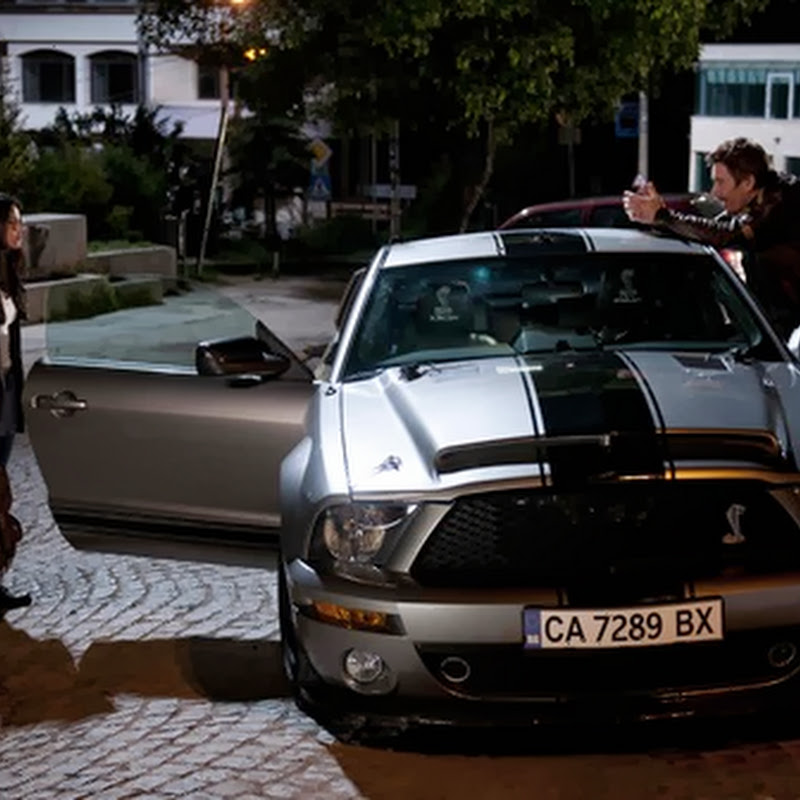 """Getaway's"" Coolest Star is...the Ford Shelby Super Snake!"