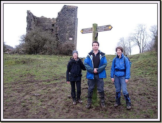 J, R and S by Arnside Tower