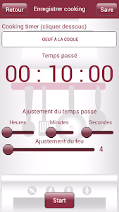 Cooking Timer screenshot 2