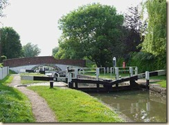 Braunston Top Lock