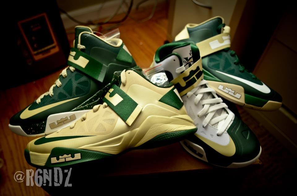 new arrival d83a1 f97bb Player Exclusive 4th SVSM Colorway of the Nike Zoom Soldier VI ...