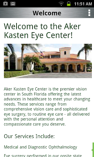 玩醫療App|Aker Kasten Eye Center免費|APP試玩