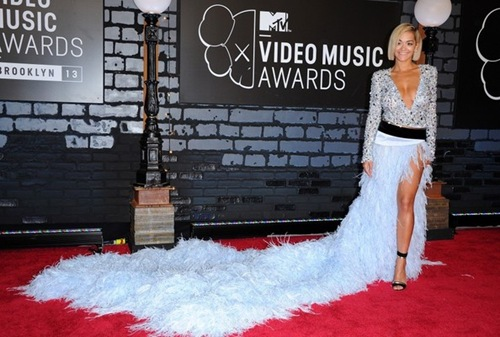 Rita Ora Arrivals MTV Video Music Awards1