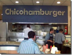 Chico Hamburger