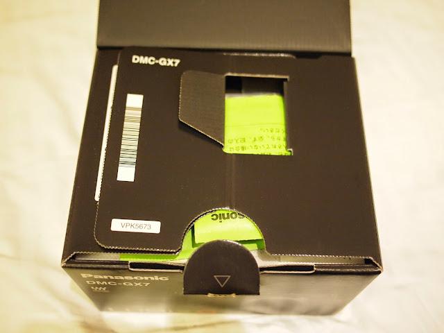 【數位3C】外表,性能與畫質兼具, Micro4/3 頂級EVIL微單眼 Panasonic GX7 簡單開箱! 3C/資訊/通訊/網路 嗜好 攝影 新聞與政治 硬體 開箱