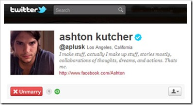 ashton kutcher demi moore divorce twitter