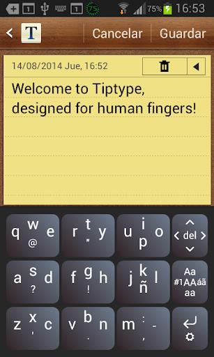 TipType Keyboard Lite