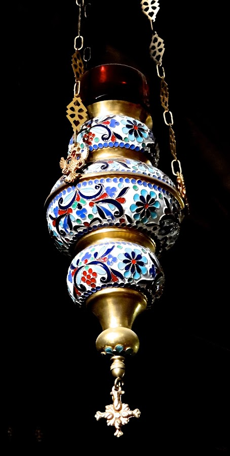 Greek Religious Object by Steven Aicinena - Artistic Objects Still Life ( church of the nativity,  )