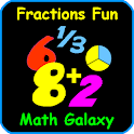 Math Galaxy Fractions Fun