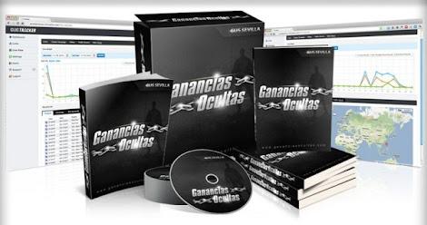 GANANCIAS OCULTAS, Gus Sevilla [ Curso en Video ] – Entrenamiento avanzado con tácticas y métodos creativos para ganar dinero en internet