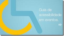 Guia de Acessibilidade em Eventos