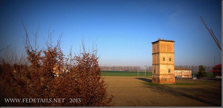 Torre Senetica, foto 1, Bondeno, Ferrara, Emilia Romagna, Italia - Senetica Tower, photo 1, Bondeno, Ferrara, Emilia Romagna, Italy - Property and Copyrights of FEdetails.net