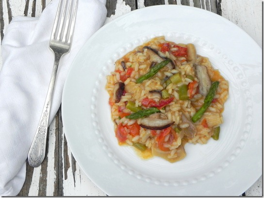 mixed-mushroom-and-cherry-tomato-risotto-2