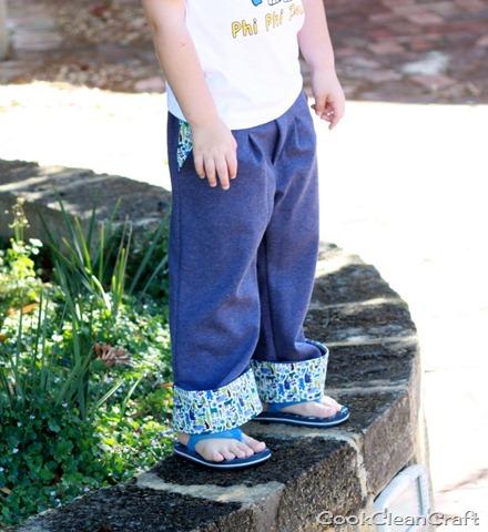 Classy Casual Boy's Pants (3)