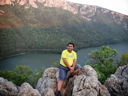 Cazanele Dunarii: Ciucarul Mare - Dunare