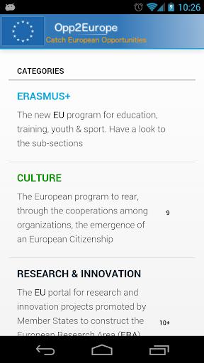 Opp2Europe