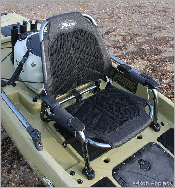 Distance Access Diy High Back Kayak Seat