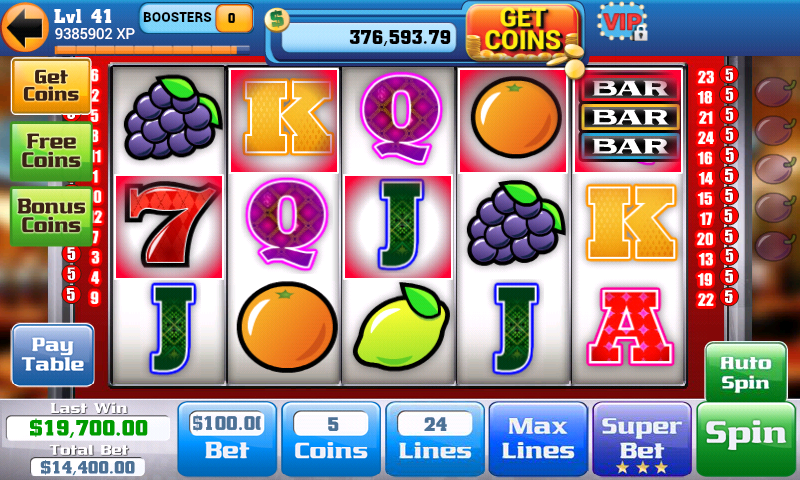 Slots to Vegas: Slot Machines - screenshot