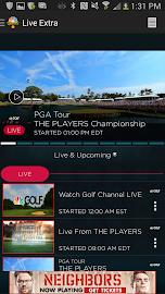 NBC Sports Live Extra Screenshot 1