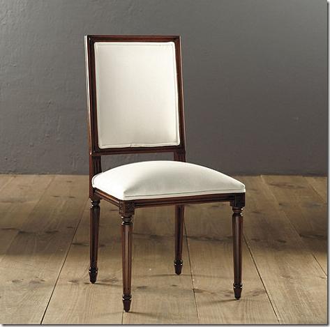 Cote De Texas Take A Louis Chair Challenge