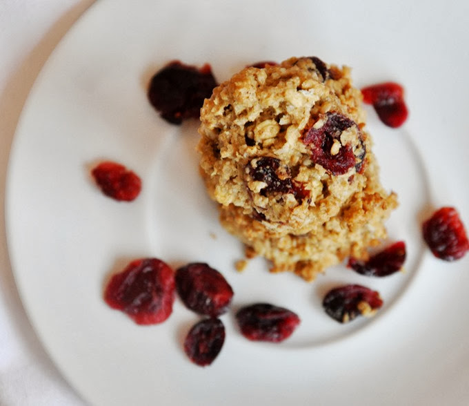 oatmeal cranberry orange pecan cookies 042