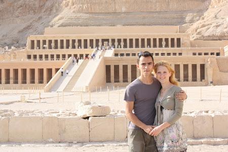 Obiective turistice Egipt: templul Hatshepsut