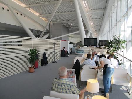 Business lounge Aeroportul Otopeni Bucuresti