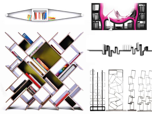 30 ultra stylische designer regale und b cherregale auch zum selber bauen dekomilch. Black Bedroom Furniture Sets. Home Design Ideas