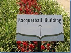 8178 Graceland, Memphis, Tennessee - Racquetball Building