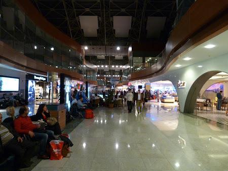 Aeroporturi Turcia: Aeroportul Sabiha Gokcen Istanbul