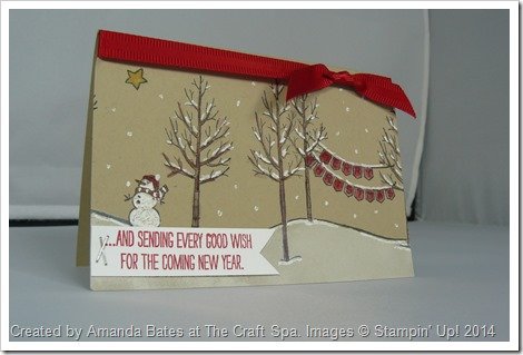 White Christmas, Crumb Cake, Amanda Bates, The Craft Spa  (1)