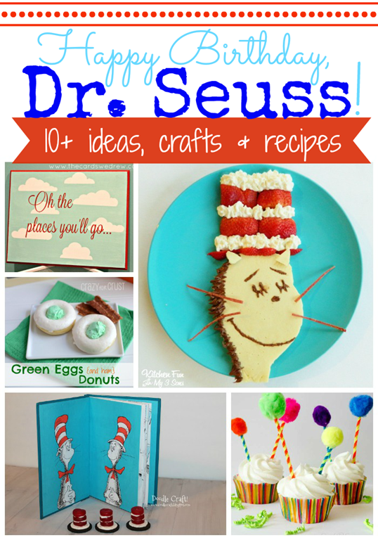 Happy Birthday, Dr. Seuss! 10  Dr