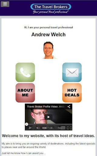 Andrew Welch