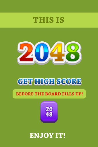 New Three Mode 2048