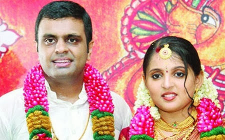 thiruvanchoor, radhakrishnan, son, marriage