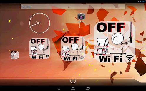 WiFi Troll Face Widget