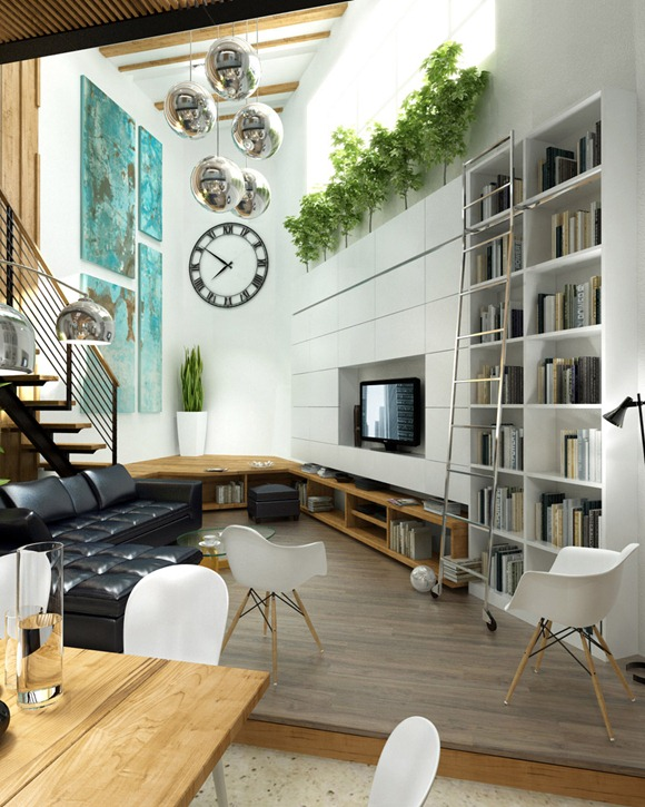 Ideas para decorar nuestro Living