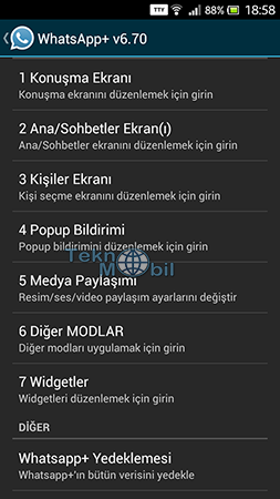 Whatsapp Plus Full Apk 2016 v8.40